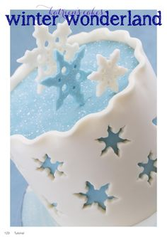 ISSUU - Cake! Winter 2013 by Australian Cake Decorating Network