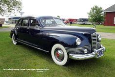 1947 Packard-Henney Custom Super Clipper Limousine Sedan