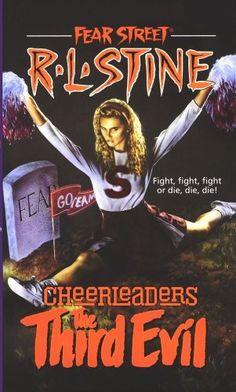 <3 The Cheerleaders Third Evil!! R.L. Stine Fear Street!!