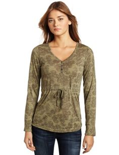 Carve Designs Women's Del Rey Long Sleeve Shirt « Clothing Impulse