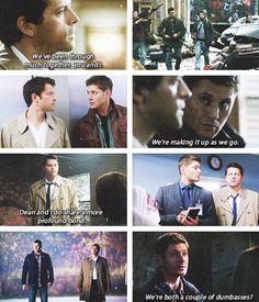 - Dean and Cas -