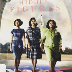Check out Hidden Figures now @ your #maroonlibrary