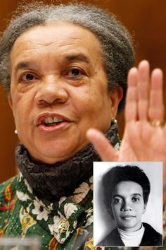 """Marian Wright Edelmen    Notes to her 25 year old self: Always remember the quote you wrote in your diary after hearing Dr. Martin Luther King Jr. speak: """"If you can't fly, run; if you can't run, walk; if you can't walk, crawl; but by all means keep moving."""""""