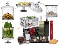 Kerstpakket: Multifunctionele stolp en vaas voor € 70,00