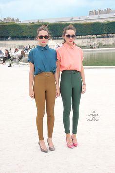 40 Super Chic High Waist Jeans And Skirt Ideas