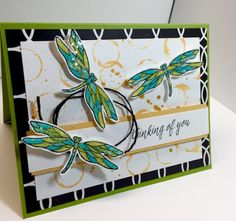 Cindy's Creative Journey: Two for Tuesday Glass Blooms