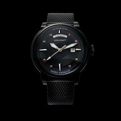 Uhr Kraft Day Date Automatic // Limited Edition // 28001/2ABM