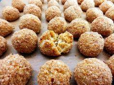 Kuskusové kuličky - DIETA.CZ Food Art, Ham, Side Dishes, Grilling, Muffin, Paleo, Good Food, Brunch, Food And Drink
