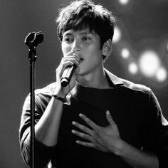 His voice is so amazing