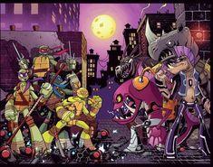 Read Un gran equipo from the story Imágenes TMNT 💚 by (Yoana Hernandez) with 331 reads. Ninja Turtles Art, Teenage Mutant Ninja Turtles, Turtles Forever, Tmnt Leo, Tmnt Comics, Tmnt 2012, Art Memes, Comic Book Covers, Amazing Adventures