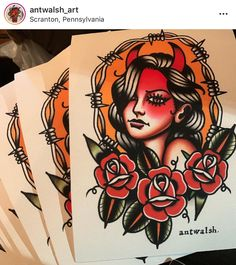 Traditional Tattoo Prints, Desenhos Old School, Old Shool, Body Mods, Drawing Reference, Ants, Large Prints, Tattoos For Women, Tattoo Ideas