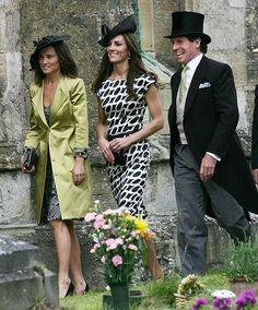 Catherine Middleton, más elegante que su hermana Pippa