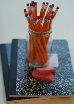 back to school traditions - I particularly like the time capsule