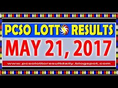 Watch the PCSO Lotto results video today, June 2017 (Thursday). The lotto games that are featured in this video are Lotto Results Lotto & Swertres . Lotto Results, Lotto Games, Lottery Tips, May, Text Messages, Positive Affirmations, Work On Yourself, Online Business, Stress