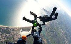Ria Hostel Alvor - Skydiving Spring Boogie 2018 #skydivng #skydiver #algarve #portugal #fly #sportaction
