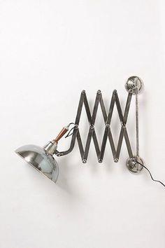 Extendible Lamp