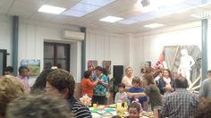 2016 - Exposición Pintura y Manualidades - Jornadas Culturales
