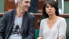 Roland-Garros : Quand Estelle Denis surprend Raymond Domenech en compagnie d'une jolie blonde #RolandGarros