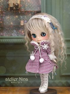 Little Middle #Blythe doll