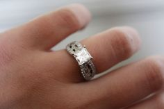 Ca you post your Split Shank Rings ? - Weddingbee | Page 3