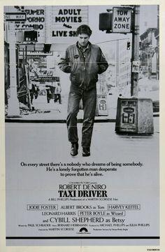 Taxi Driver (1976) EEUU. Dir: Martin Scorsese. Drama. Prostitución. Películas de culto - DVD CINE 74