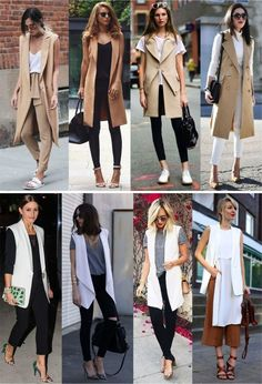 QUERIDA, ALONGUEI O COLETE - Fashionismo