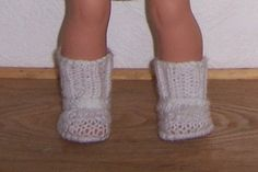 PDF knitting pattern for 18 doll American by VintageKnitnaks