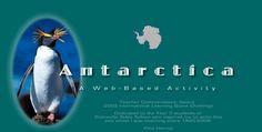 Antarctica Web Based Activity