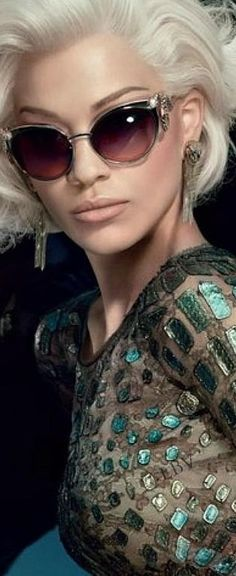Rita Ora for Roberto Cavalli Fall 2014 | LBV ♥✤ www.STATEOFCHIC.com
