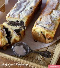 "<meta name=""verification"" /> Polish Desserts, Polish Recipes, Cookie Desserts, Sweet Recipes, Cake Recipes, Dessert Recipes, Different Cakes, Xmas Food, Homemade Cakes"