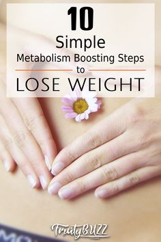 Learn how to eat and live like a thin person to easily reach your weight loss goal... #weightloss #boostmetabolism #loseweight #howtoboostmetabolism #howtospeedupmetabolism #fastmetabolism Speed Up Metabolism, Weight Loss Goals, Lose Weight, Lost, Learning, Simple, Studying, Teaching