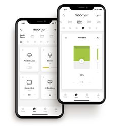 The Moorgen Smart Home App is a new generation of smart home control software that allows users to access and control smart devices easily and remotely. Red Dot Design, App Ui Design, Ui Ux Design, Interface Design, Design Home App, Dashboard Design, Graphic Design, Smart Home Control, App Control