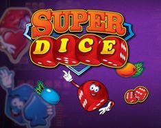 Super Dice is een originele, leuke game van de beste ontwikkelaar in de industrie 📢📢. De gameplay is eenvoudig genoeg om elke speler een serieuze dosis plezier🤩🤩 te garanderen!  Dit online casino spel van Novomatic heeft:  ⚡        5 rollen en 20 betaallijnen, ⚡        Wild en Schatter symbool,  ⚡        autoplay, multiplier en een jackpot van 10000 Online Casino