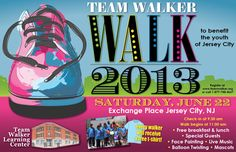 walk a thon posters