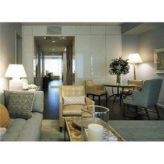 Contemporary (Modern, Retro) Living Room by Gregga Jordan Smieszny