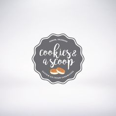 Modern or sophisticated. Create a logo for an up and coming custom Ice Cream Sandwich business! by WiBBy