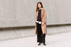 Seoul Fashion Week S/S 2016
