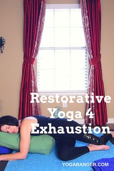 FREE 40 Minute Gentle Restorative Yoga to Replenish, Reboot, & Restore - Self Care Practice