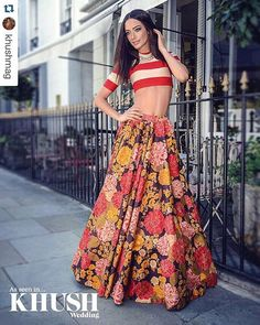 #Repost @khushmag Shot on the streets of notting hill! Was a really fun shoot @__nadiab__ ・・・ We've fallen head over heels for this @sabyasachiofficial piece available at London's premier designer boutique @aashniandco  47 Ledbury Road, Notting Hill, London W11 2AA +44 (0)207 985 0155 info@aashniandco.com www.aashniandco.com  Makeup: @runamirzamua  Hair: @sairarahmanhairstylist  Necklace: @amishilondon