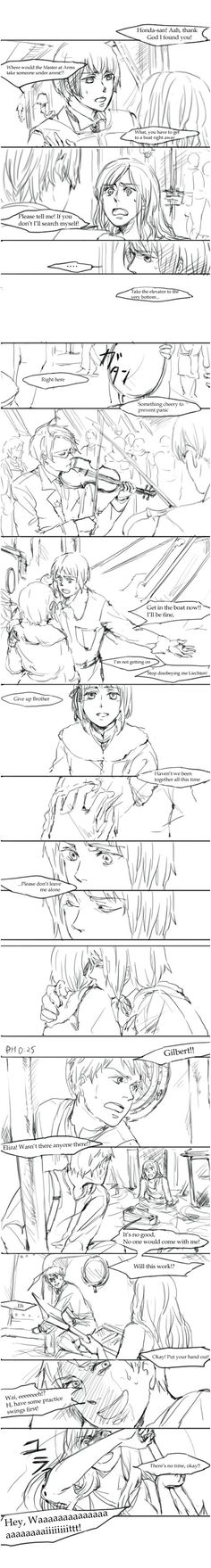 Hetalia Titanic 5/18 (click to see the whole thing)