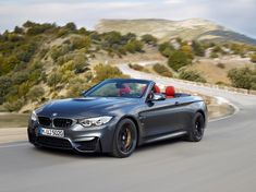 2015 BMW M4 Convertible - WANT