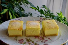 Küpsetised .: Õhuline kohupiimakook Cornbread, Cake Recipes, Clean Eating, Cheese, Ethnic Recipes, Pastries, Food, Millet Bread, Eat Healthy
