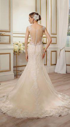 Val Stefani Spring 2015 Bridal Collection | bellethemagazine.com
