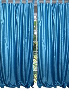 Blackout Curtains Window Panel Drapes for bedroom / livin…