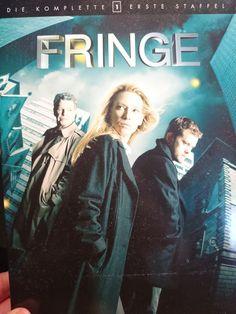 [Films]  Fringe - Grenzfälle des FBI: Staffel 1 (TV-Serie)