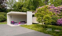 Bredeney House by Alexander Brenner Architects (6)