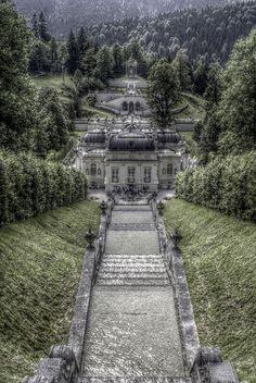 Castle Linderhof Bavaria