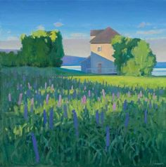 """So glad I found this! """"A 3-Step Method for Strong Compositions"""" by Ian Roberts, at ArtistsNetwork.com #ArtComposition #painting #landscapes #design #art"""