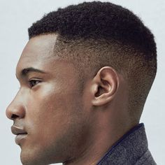 High Fade with Short Top