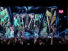 120803 Beast - Beautiful Night Win MCD Full Encore Stage [Not Broadcasted]